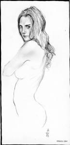 Winter Sketch 1