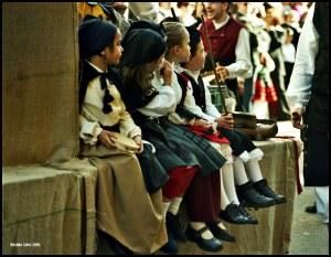 Kids in a Fair
