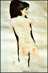 Naked Woman Standing